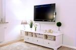 Plasma Fernseher im Wohnzimmer